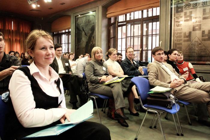 Технические писатели на конференции Документирование сегодня